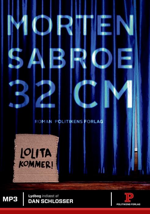 Image of   32 centimeter (Lydbog)
