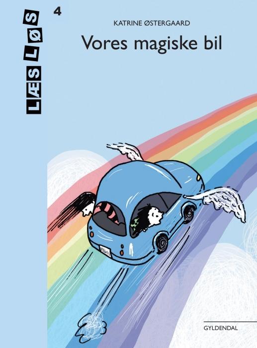 Vores magiske bil (E-bog)