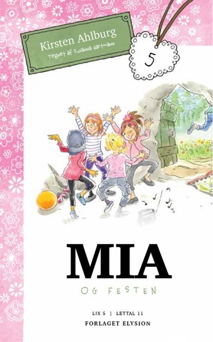 Mia - og festen (Bog)