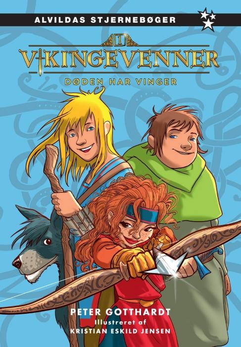 Vikingevenner 1: Døden har vinger (E-bog)