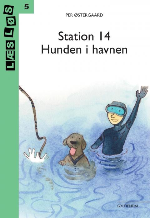 station 14 - Hunden i havnen (E-bog)