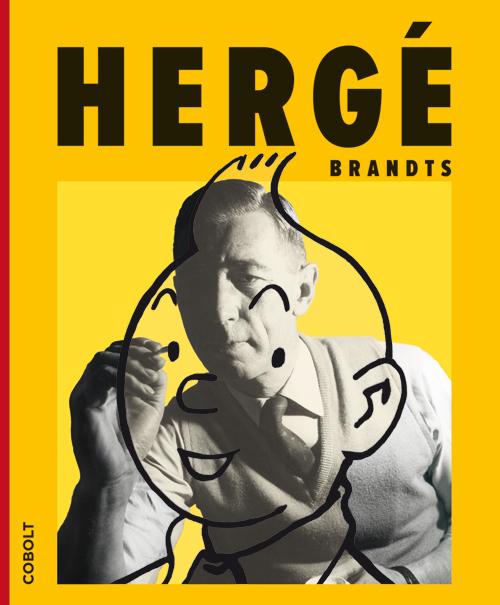 Hergé  -  Brandts (udstillingskatalog) (Bog)