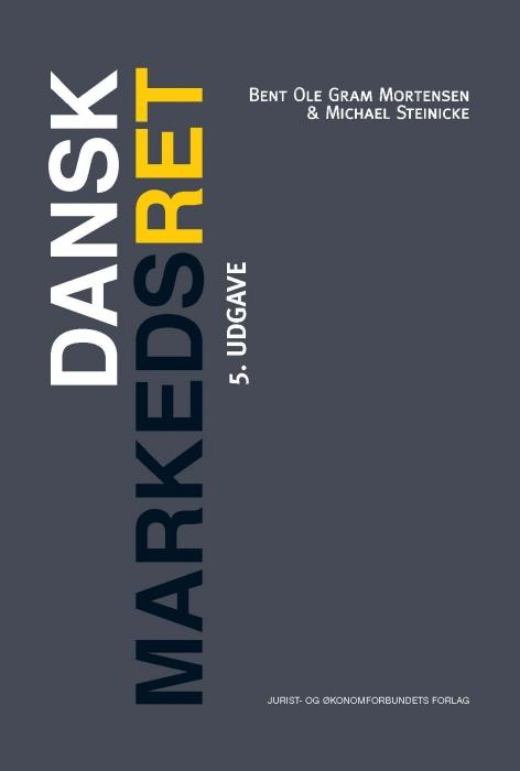 Dansk markedsret (E-bog)