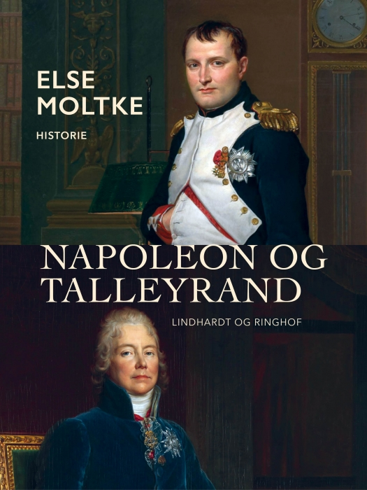 Napoleon og Talleyrand (Lydbog)