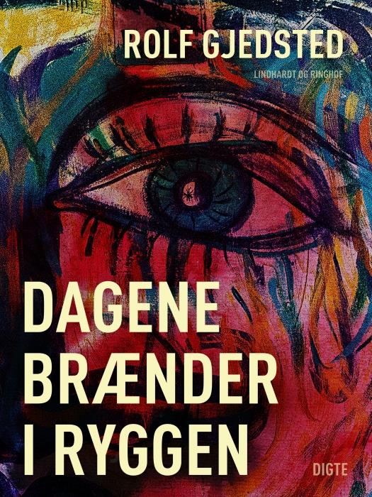 Image of   Dagene brænder i ryggen (E-bog)
