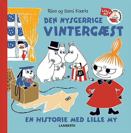 Image of   Den nysgerrige vintergæst (Bog)