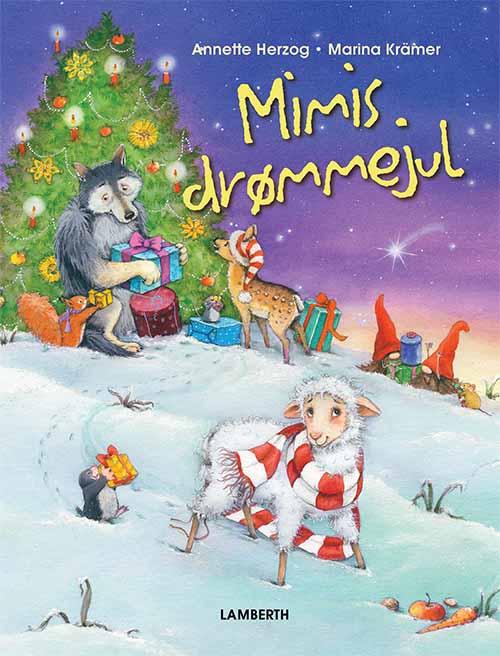 Image of Mimis drømmejul (Bog)