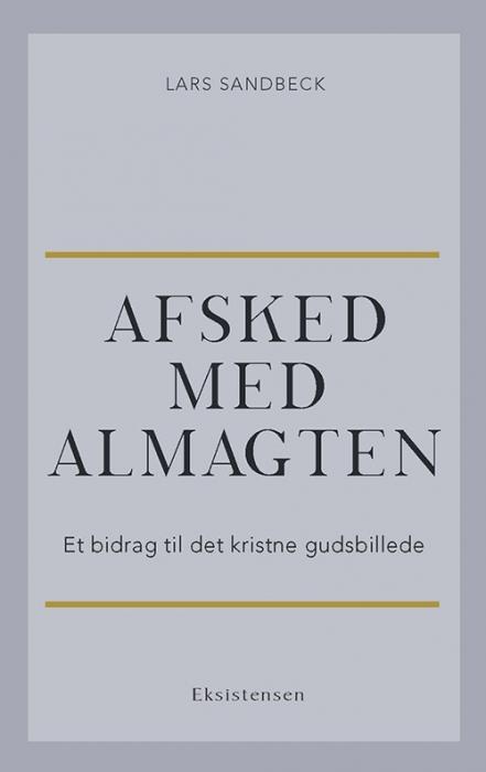 Image of   Afsked med almagten (Bog)