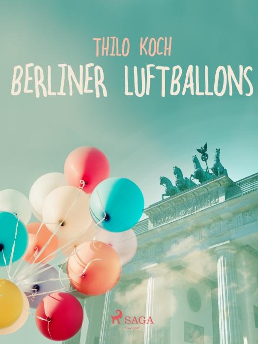 Image of   Berliner Luftballons (E-bog)