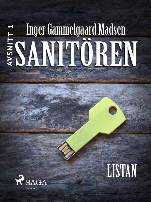 Image of   Sanitören 1: Listan (E-bog)