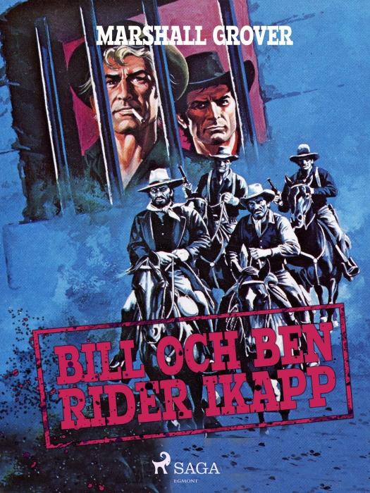 Bill och Ben rider ikapp (E-bog)