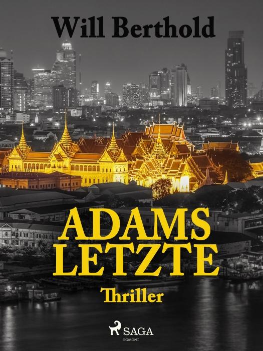 Image of   Adams Letzte (E-bog)