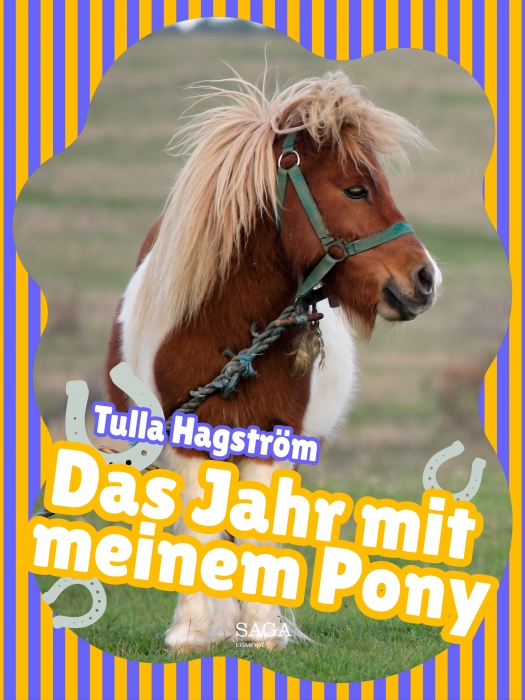Das Jahr mit meinem Pony (E-bog)
