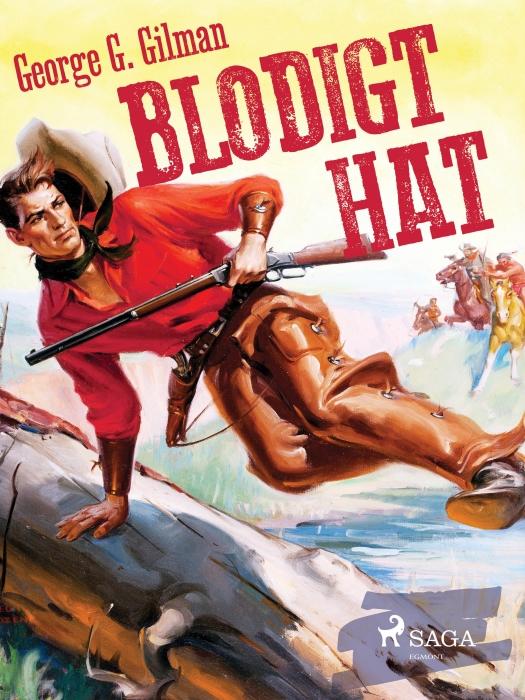 Billede af George G. Gilman, Blodigt hat (E-bog)