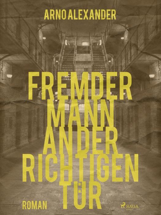Image of Fremder Mann an der richtigen Tür (E-bog)