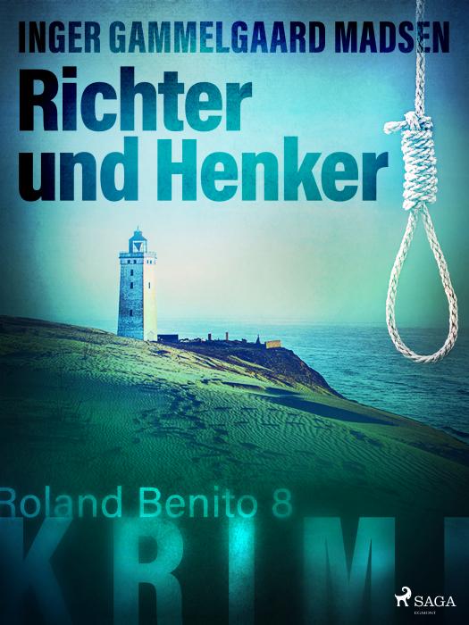 Image of   Richter und Henker (E-bog)