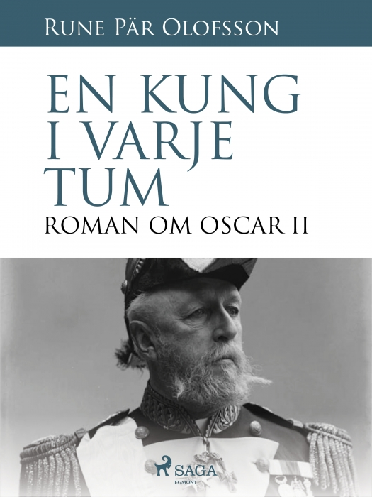 En kung i varje tum : roman om Oscar II (E-bog)