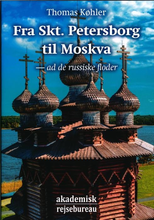 Fra Skt. Petersborg til Moskva (Bog)