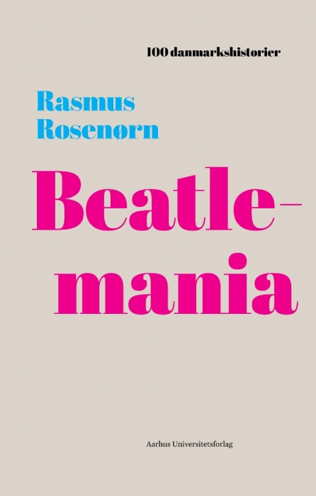Image of   Beatlemania (Bog)