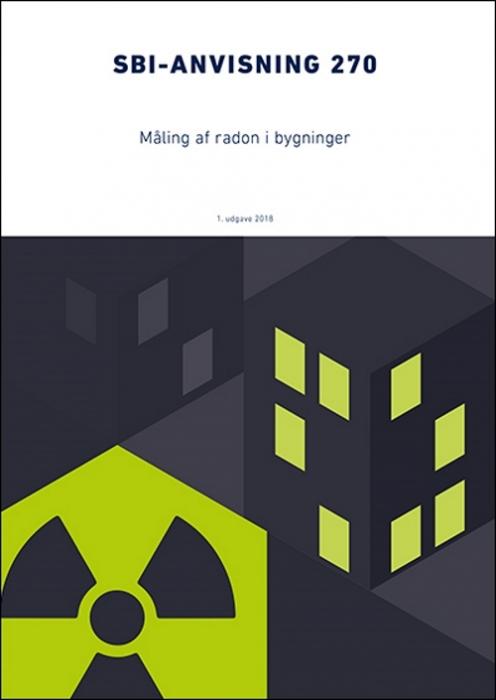 Måling af radon i bygninger (Bog)