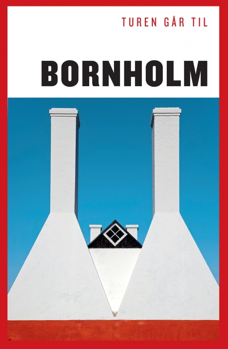 Turen går til Bornholm (E-bog)