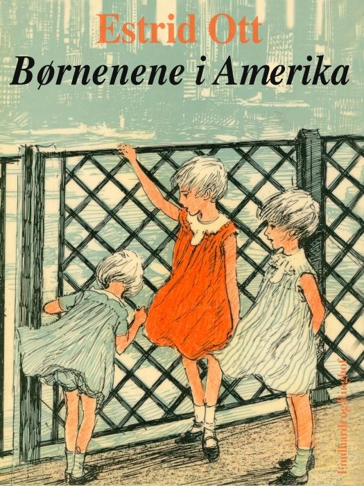 Image of   Børnene i Amerika (Bog)