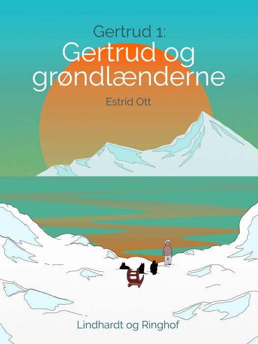 Gertrud og grønlænderne (Bog)
