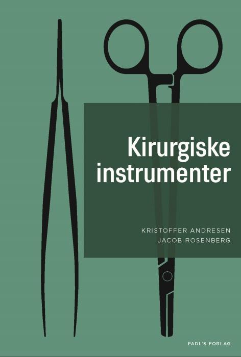Image of   Kirurgiske instrumenter (Bog)