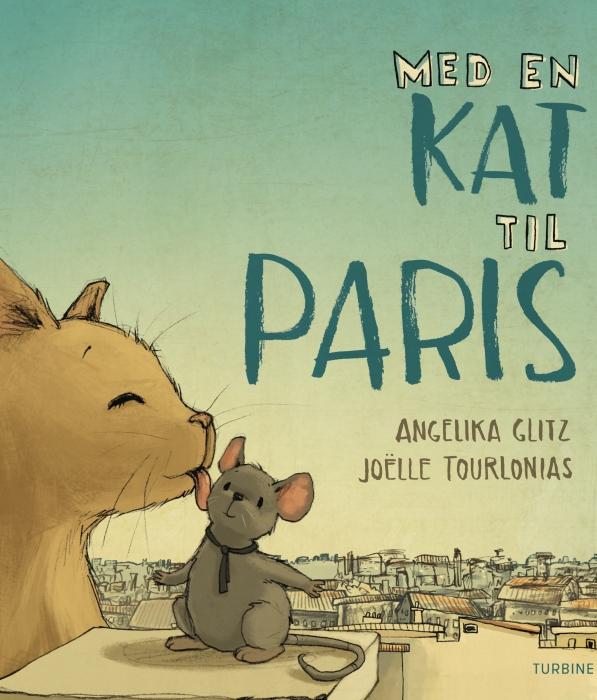 Image of Med en kat til Paris (Bog)