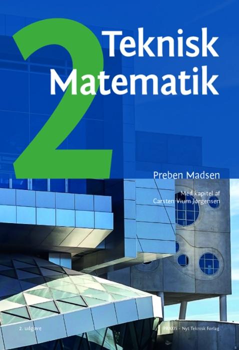Teknisk matematik, B-niveau B, bind 2 (Bog)