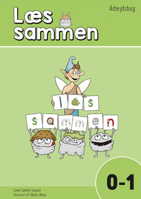 Image of   Læs sammen - Arbejdsbog (Bog)