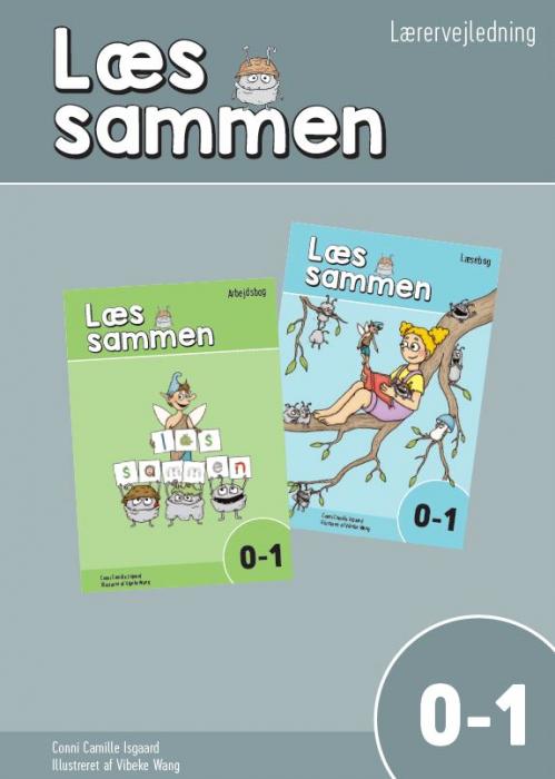 Image of   Læs sammen - Lærervejledning (Bog)
