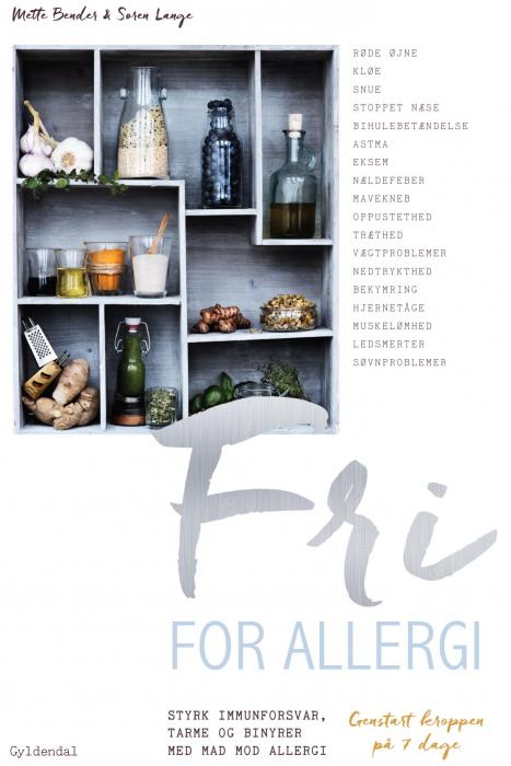 Fri for allergi (E-bog)