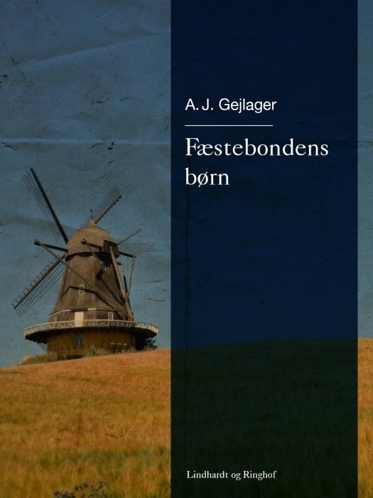 Image of Fæstebondens børn (Lydbog)