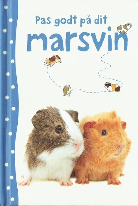 Image of   Pas godt på dit marsvin (Bog)