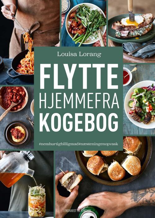 Image of   Flyttehjemmefra-kogebog (Bog)