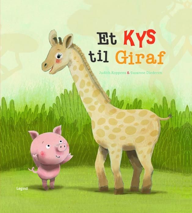 Image of   Et kys til Giraf (Bog)