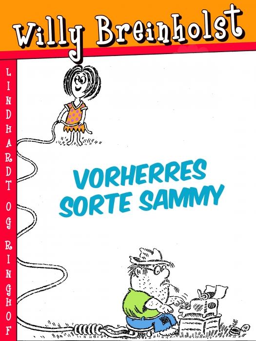 Vorherres sorte Sammy (E-bog)