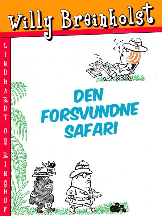 Den forsvundne safari (E-bog)