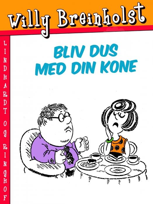 Image of   Bliv dus med din kone (E-bog)