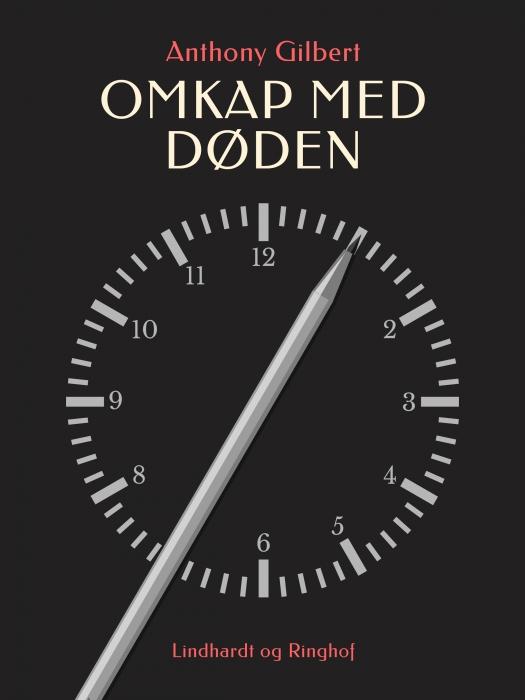 Image of Omkap med døden (E-bog)