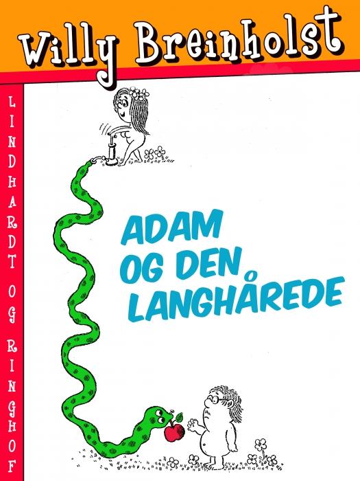 Image of   Adam og den langhårede (E-bog)