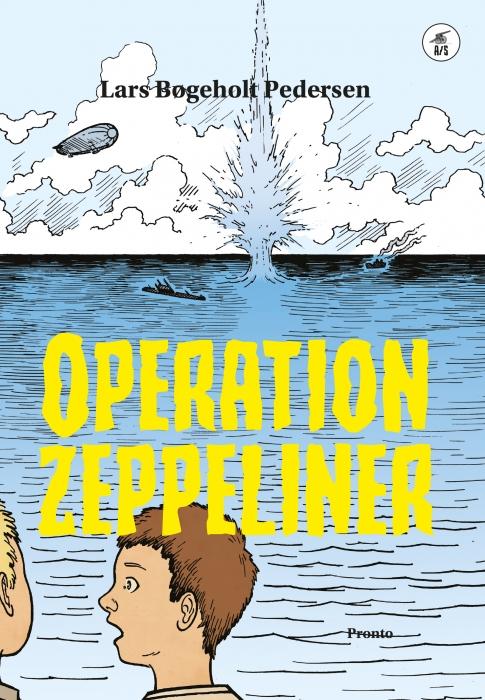 Operation zeppeliner (Lydbog)