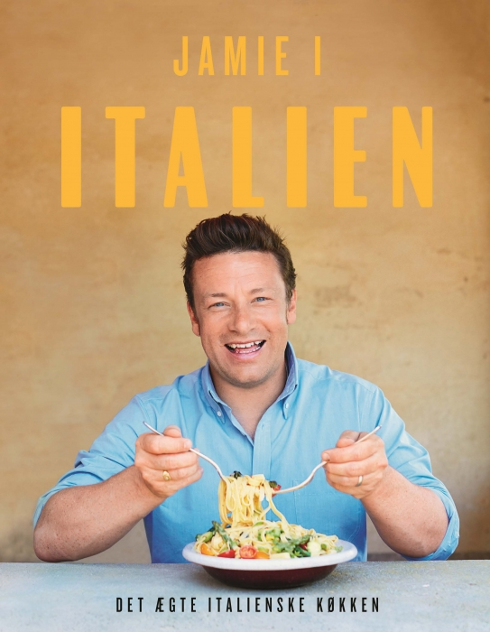 Image of   Jamie i Italien (Bog)