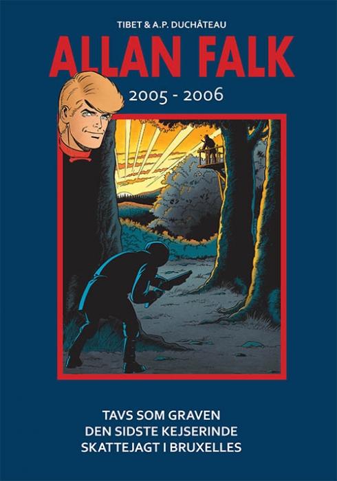 Image of   Allan Falk 2005-2006 (Bog)
