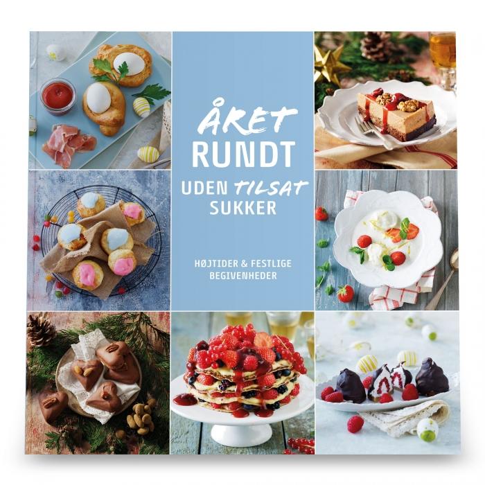 Image of   Året rundt uden tilsat sukker (Bog)