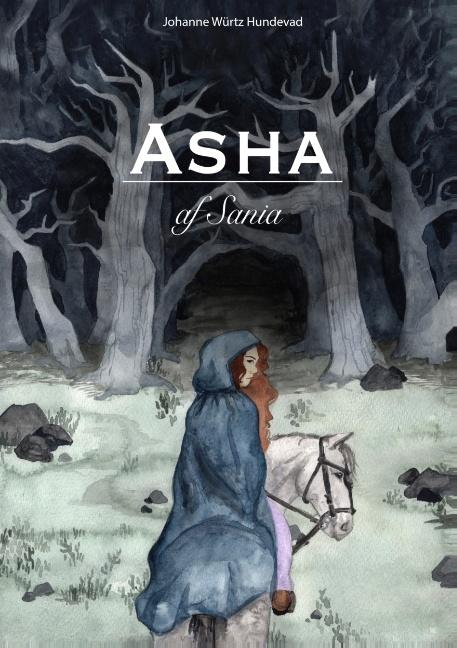 Image of   Asha af Sania (Bog)