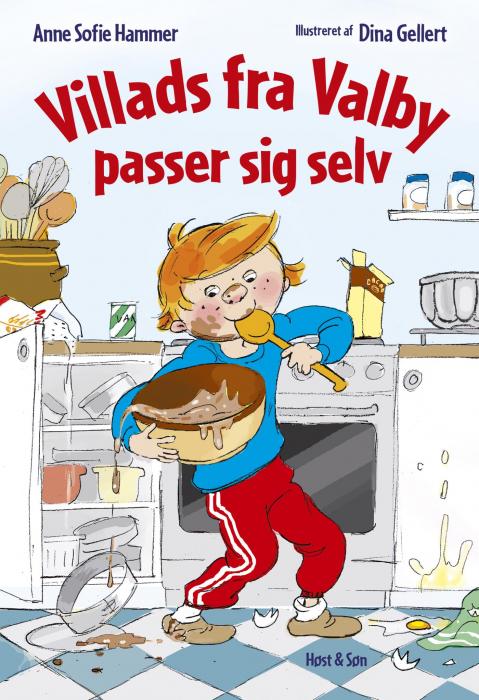 Image of Villads fra Valby passer sig selv LYT&LÆS (E-bog)