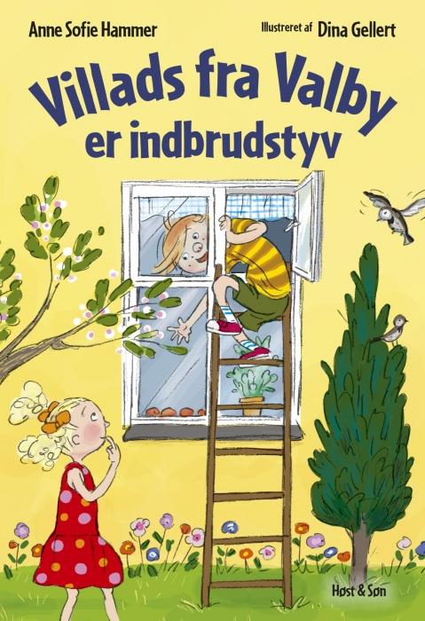 Image of Villads fra Valby er indbrudstyv LYT&LÆS (E-bog)