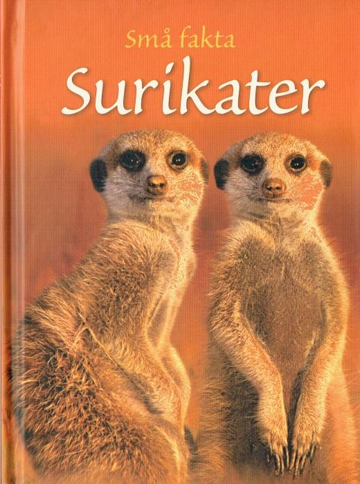 Image of   Surikater (Bog)